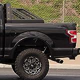 Topline Autopart Universal Adjustable Truck Bed