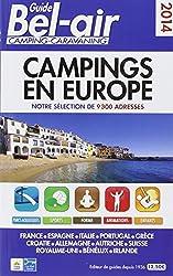 GUIDE BEL-AIR CAMPINGS EN EUROPE 2014