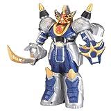 : Power Ranger Jungle Fury Transforming Megazord - Rhino Steel Megazord