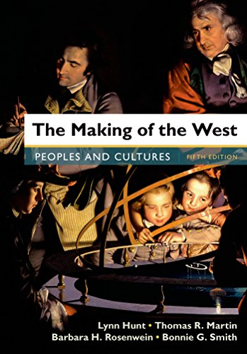 The Making of the West, Combined Volume: Peoples and for sale  Delivered anywhere in USA