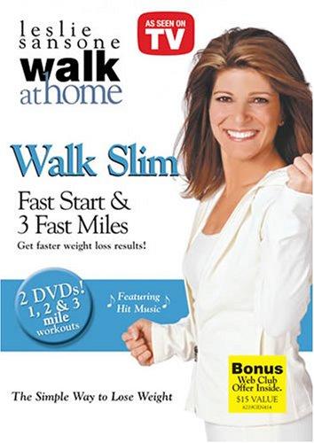 Leslie Sansone's Walk At Home: Walk Slim