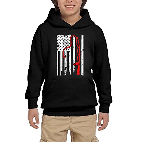 Fishing Kids Sweatshirt - 5