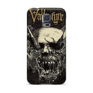 Shock-Absorbing Hard Cell-phone Cases For Samsung Galaxy S5 (Byh5227rIjb) Provide Private Custom High Resolution My Dying Bride Band Pattern