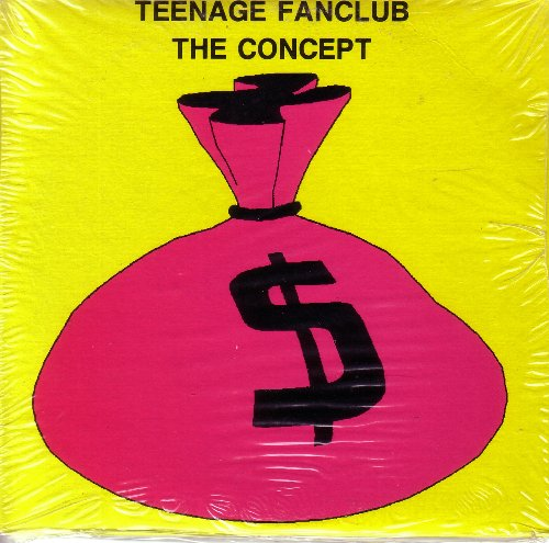 The Concept Cd Single (2 Track Carded Sleeve)