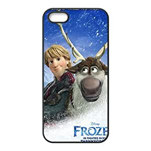 Lucky Frozen Kristoff And Sven Design Best Seller High Quality For Ipod Touch 4 Phone Case Cover