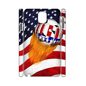 Cheap 3D Samsung Galaxy Note 3 N9000 Case, Football£¬Soccer Ball quote New Fashion Phone Case
