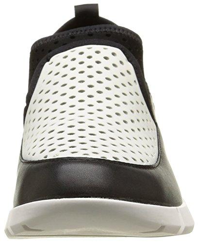 Calvin Klein Winona - Zapatillas de deporte Mujer Blanco - Blanc (Pwg/Neoprene Perf/Mini Hexa)