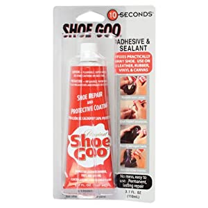 10-Seconds Shoe Goo