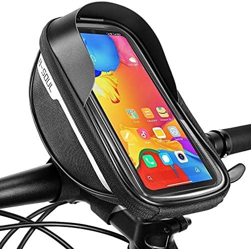 Bike Accessories, Bike Handlebar Phone Front...