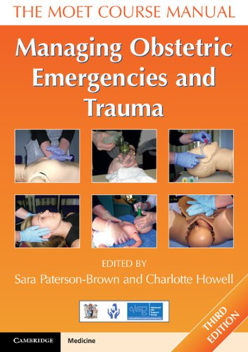 Download Managing Obstetric Emergencies and Trauma: The MOET Course Manual Pdf