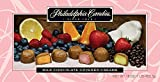 Philadelphia Candies Milk Chocolate Covered Assorted Creams (Soft Center Chocolates Candy) Gift Box, 1lb