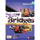 Anglais - 2e - B1: CD inclus