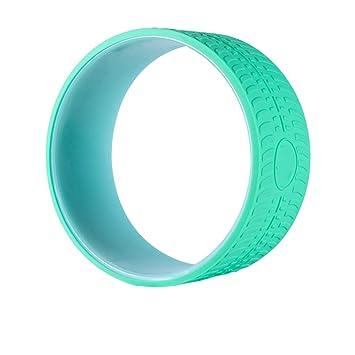 Zhao Li Equipo de la Aptitud Silicone Yoga Wheel Back Bend ...