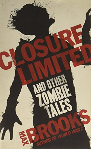Book cover from Closure, Limited by Max Brooks