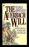 The Auerbach Will, Stephen Birmingham, 0425085201