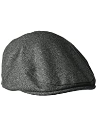Country Gentleman Mens Wool Ivy Flat Cap