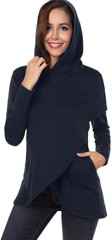 50c3068f71334b Styledresser promozione T-Shirt da Donna,Magliette Donna Estive Sexy,Felpa  con Cappuccio