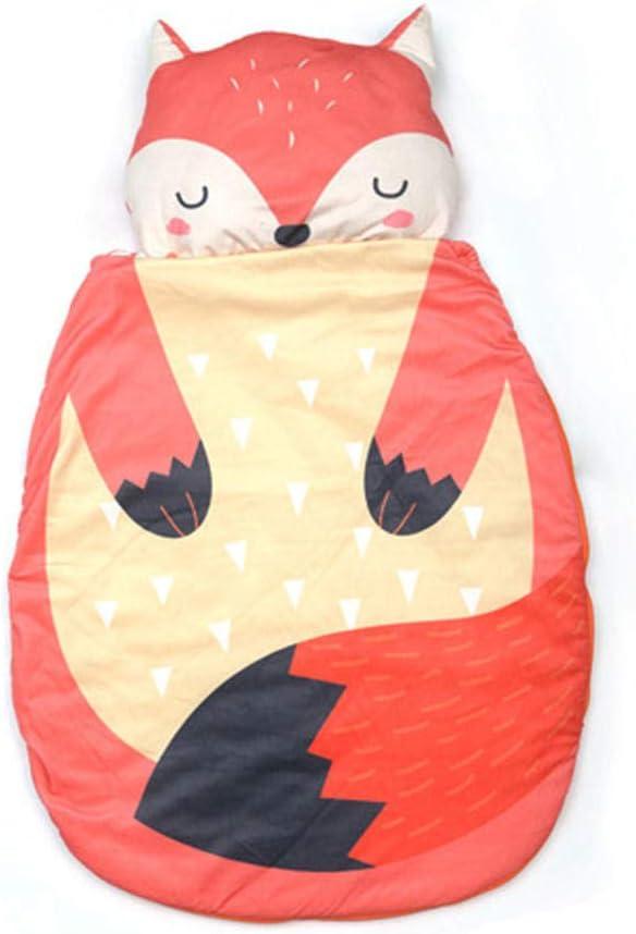 12-36 mois b/éb/é sac de couchage b/éb/é jambe fendue anti-coup de pied par dessin anim/é nouveau-n/é coton-Little bear/_90cm para beb/é saco de dormir termico
