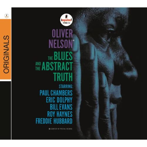 Blues Abstract Truth Oliver Nelson product image