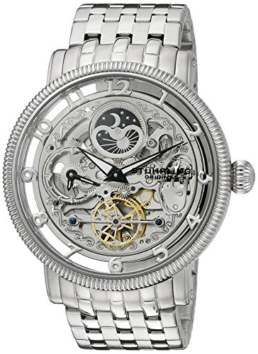 Stuhrling Original Men's 8411.33112 Symphony Automatic Stainless Steel Watch