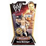 WWE Exclusive Wrestle Mania XXVI Drew McIntyre Action Figure