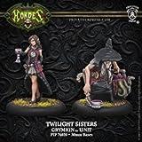 #5: Privateer Press Grymkin: Twilight Sisters Miniature Game Model