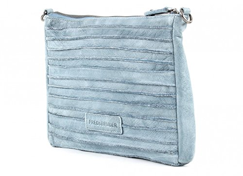 FREDsBRUDER Riffel Crossbody in powder blue fb-76-563r-24 KP4GLkd