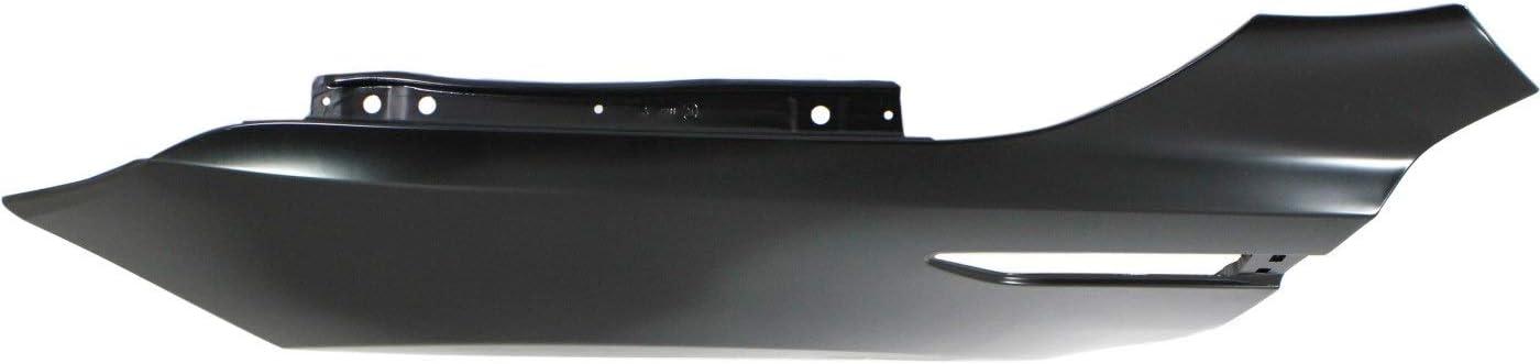 Titanium Plus Autoparts Fits For 2011-2016 Optima Front Left Driver Side Fender KI1240134 Steel