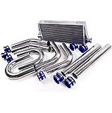 3' Aluminium Alloy Front Mount Intercooler FMIC Kit