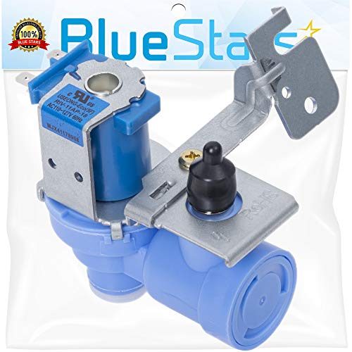 Ultra Durable 5220JA2009D Refrigerator Water Inlet Valve Replacement Part by Blue Stars - Exact Fit for LG Refrigerators - Replaces 5221JA2008G