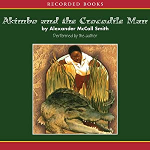 Akimbo and the Crocodile Man Audiobook