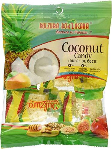 Coconut Candy - Dulce De Coco Puerto Rican Candies By Dulzura Borincana (Assorted Treats)