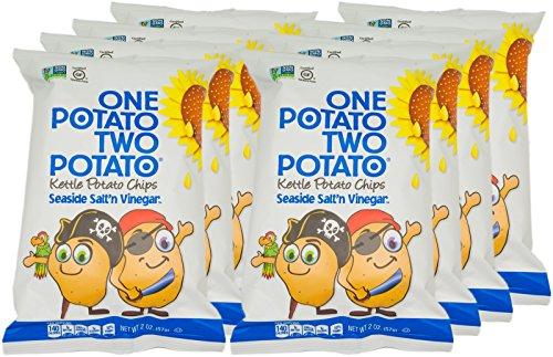 salt and sour potato chips - 2