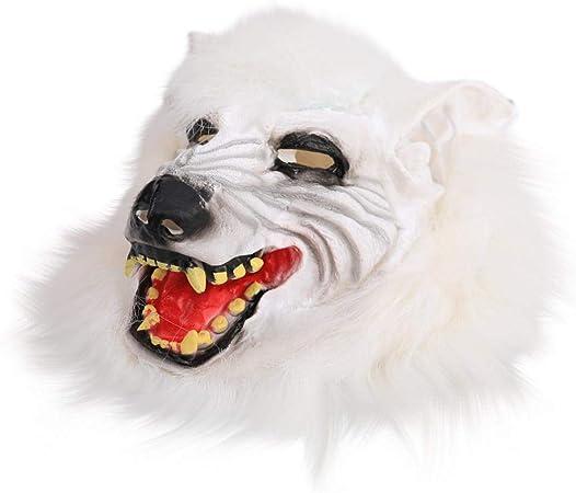 Amazon Com Dartphew Mascara De Lobo Para Ninos 1 Pieza Para