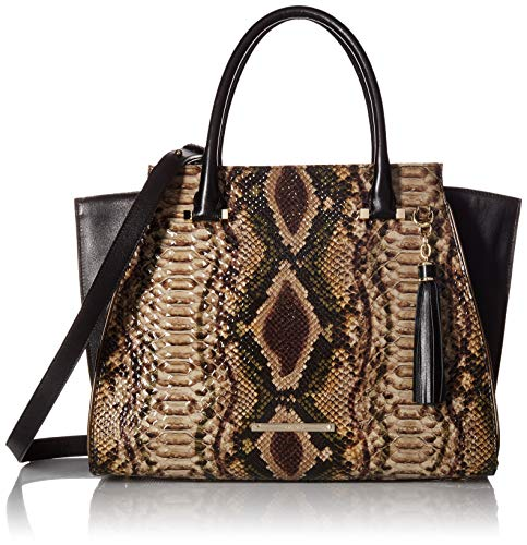 Travertine Brahmin Priscilla Priscilla Brahmin Satchel Satchel Travertine UwYqpEw