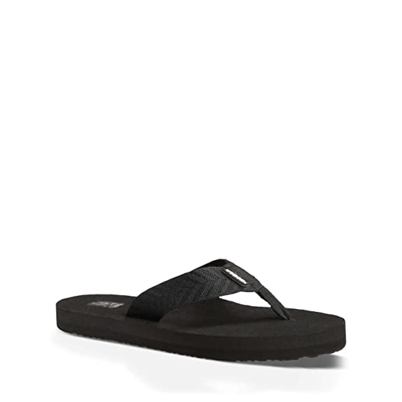 2e1672866 Teva Women s Mush II Flip-Flop Black  Teva  Amazon.ca  Shoes   Handbags