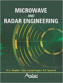 Microwave and Radar Engineering