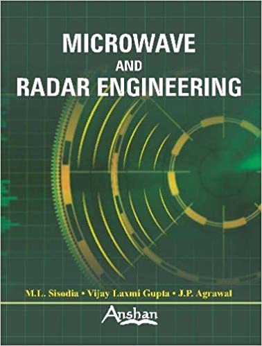 Microwave and radar engineering m l sisodia vijay laxmi gupta j p microwave and radar engineering 1st edition fandeluxe Image collections