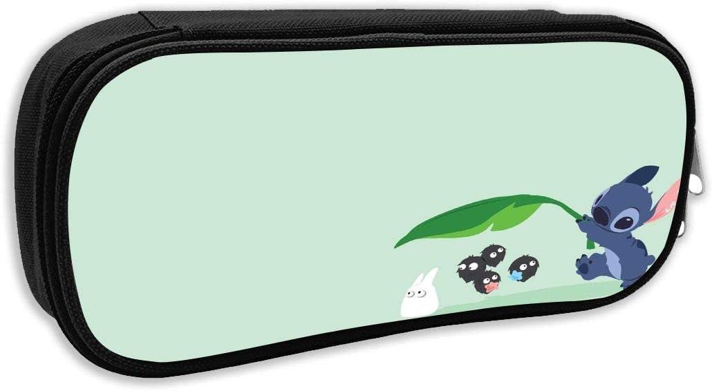 CHLING Lilo and Stitch - Estuche para lápices de gran capacidad para suministros de oficina y escuela: Amazon.es: Hogar