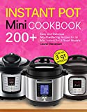 Instant Pot Mini Cookbook
