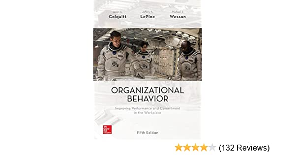 Amazon organizational behavior improving performance and amazon organizational behavior improving performance and commitment in the workplace ebook jason colquitt kindle store fandeluxe Gallery