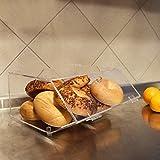 Ikee Design Acrylic Stackable Bakery Display Case