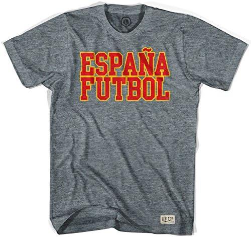 Ultras España Espana Futbol nación Camiseta de fútbol: Amazon.es: Libros