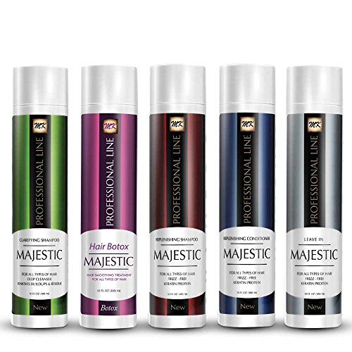 Majestic Hair Botox 300ml 10oz – Formaldehyde Free – Complete KIT