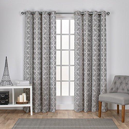 Jacquard Window Panel - 7