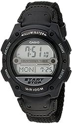 Casio Men's W756B-1AV Digital Sport Watch