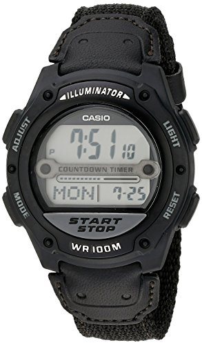 Casio W756B 1AV Digital Sport Watch