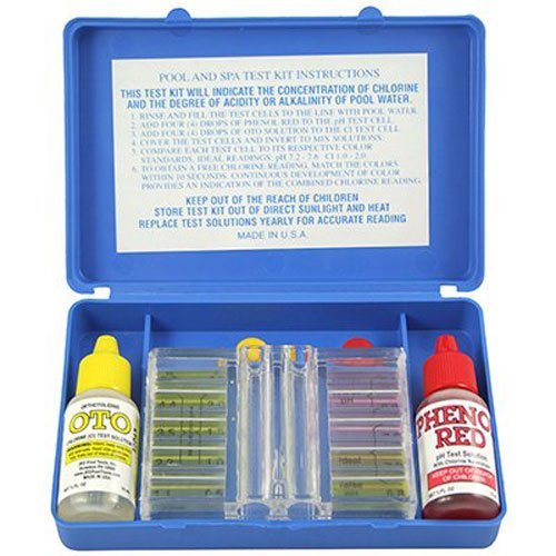 Jed Pool tools Inc 00-481 Standard Dual Test Kit