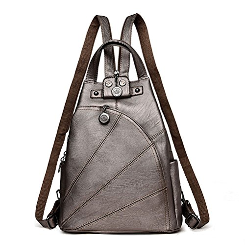 CJ bag Retro traveling shoulder Retro Leisure bag CJ 12 backpack Or8UpO