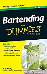 Image of the product Bartending for Dummies    that is listed on the catalogue brand of For Dummies.